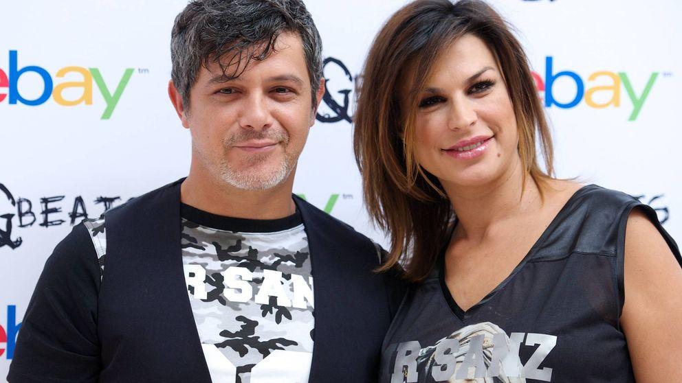 Las lágrimas de Raquel Perera tras su separación de Alejandro Sanz
