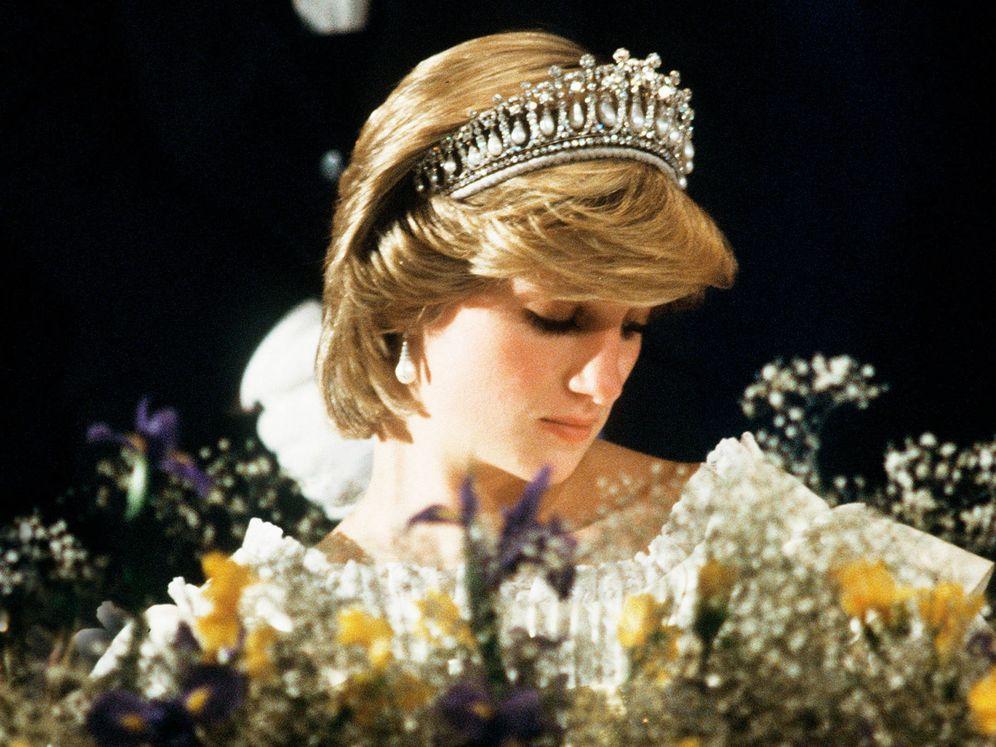Foto: Lady Di, en una imagen de archivo. (Getty)