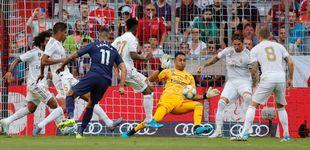 Post de El empeño de Keylor Navas en complicarle la vida a Zidane tras lo visto ante el Tottenham