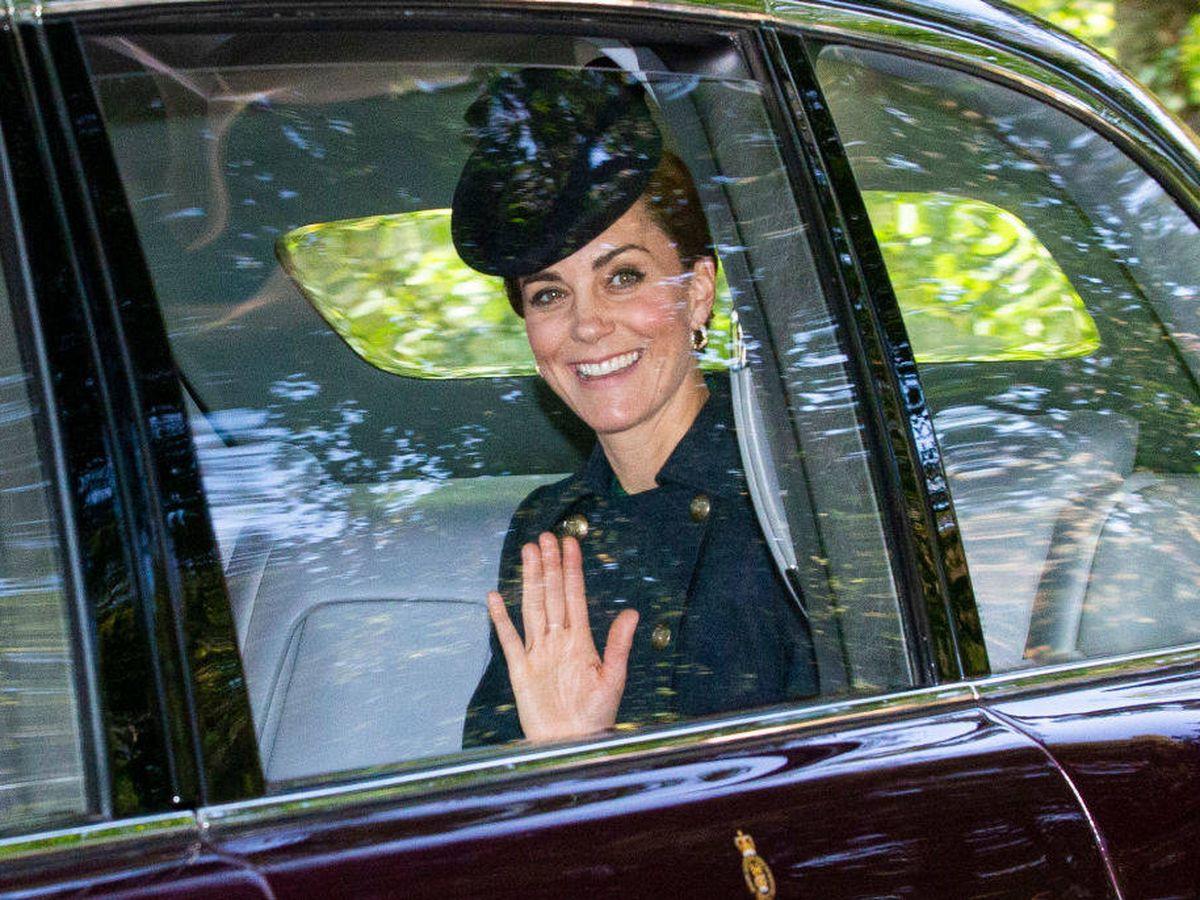 Foto: Kate Middleton en una imagen de archivo. (Getty Images)