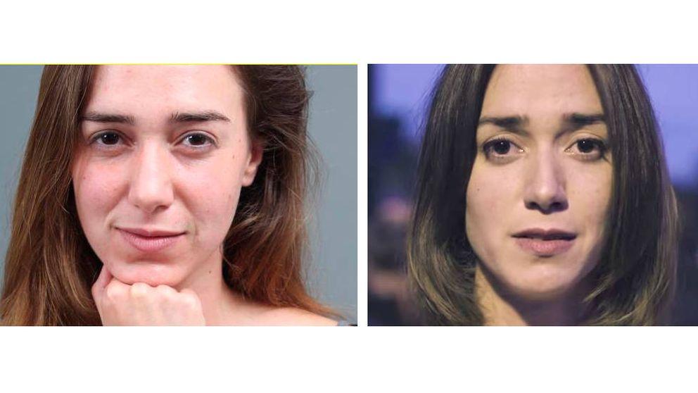 Anna Maruny, la actriz profesional del vídeo de Òmnium que pide ayuda para Cataluña