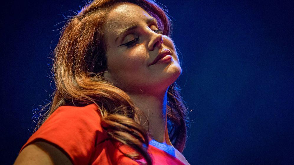 Foto:  Lana del Rey. (Getty)