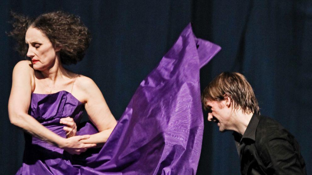 Una Premio Nacional de Danza condenada al exilio