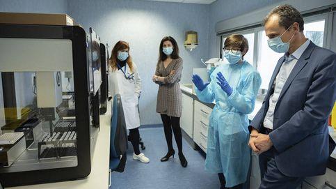 España ya tiene robots para hacer test, pero nada de esos 80.000 PCR al día prometidos