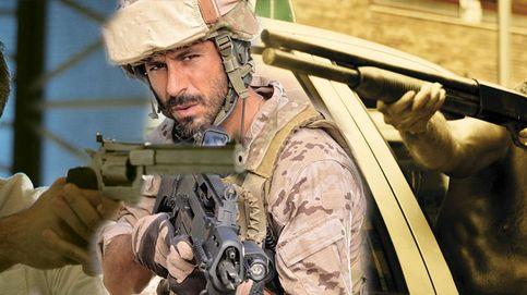 Hugo Silva es 'uno de los nuestros': un actor de armas tomar (literal)