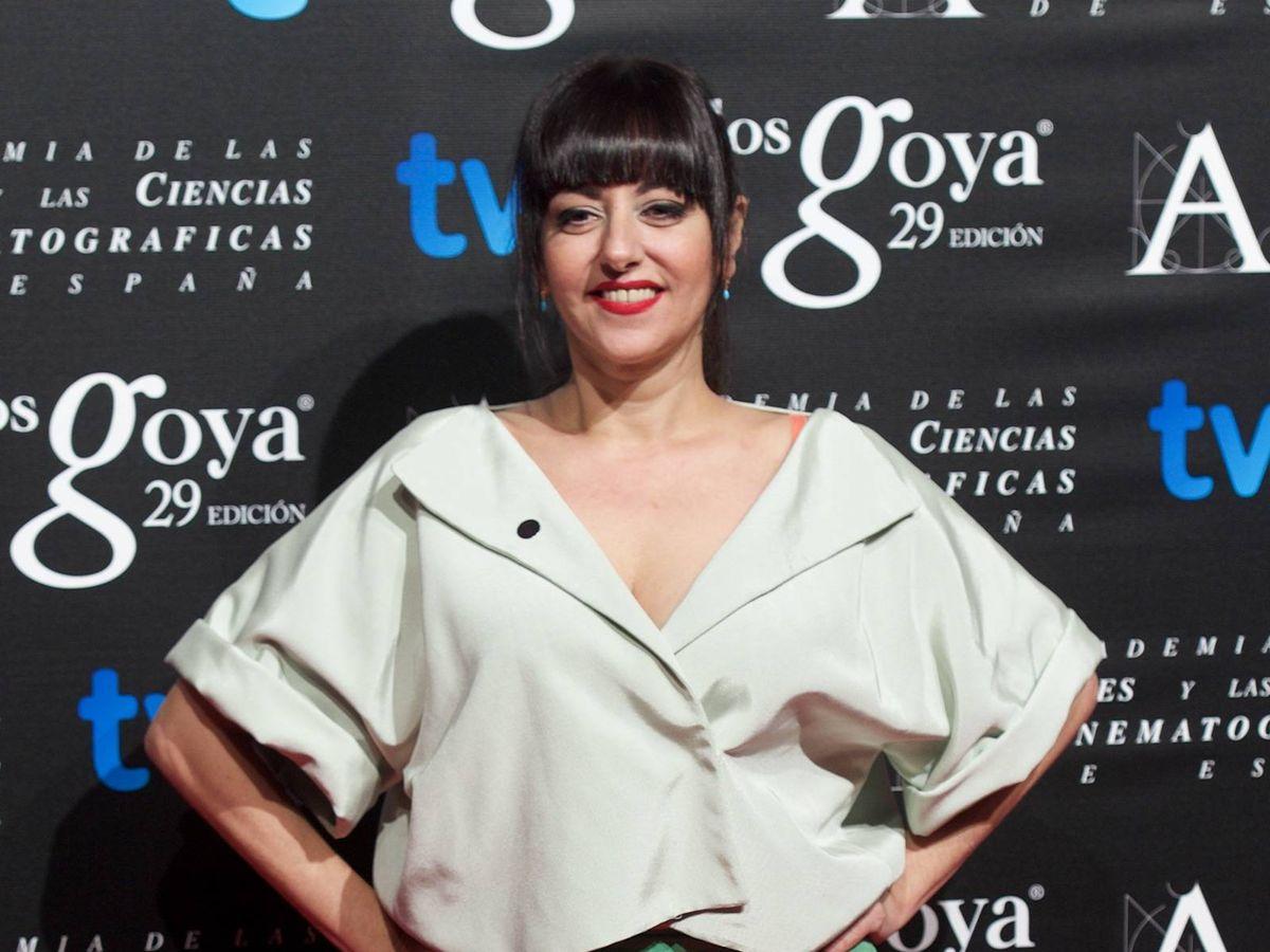 Foto: Yolanda Ramos, en unos Premios Goya. (Getty)