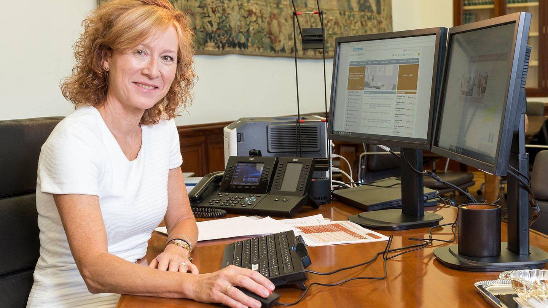 Margarita Delgado, subgobernadora del Banco de España. (Banco de España)