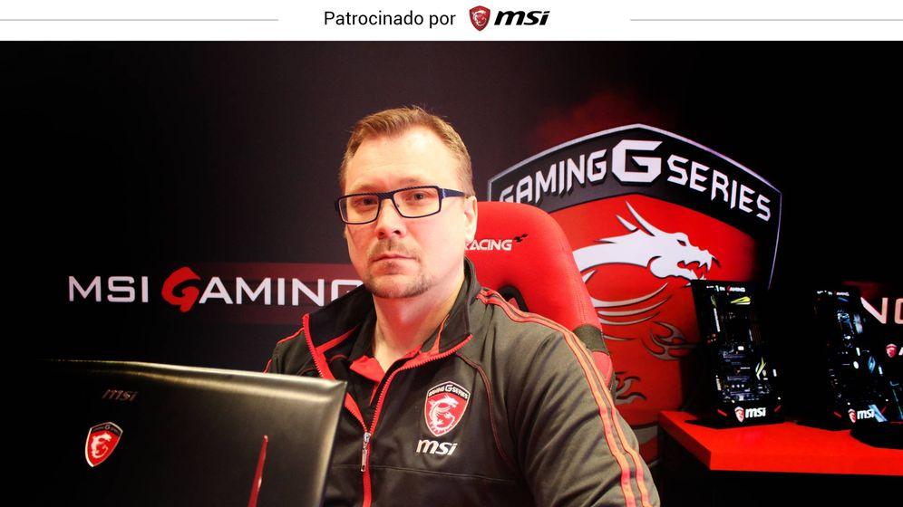 Foto: Alexey Timakov, 'country manager' de MSI en España.