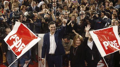 Sánchez desembarca en Cataluña para 'resucitar' a un hundido PSC