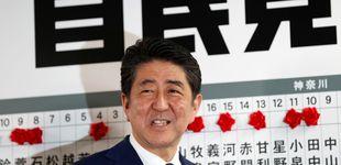 Post de Abe arrasa y allana el camino para reformar la Constitución pacifista de Japón