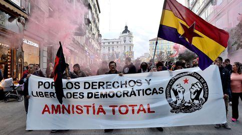 Directo | La Policía carga en Madrid en una manifestación de apoyo al independentismo