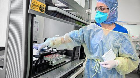 Identifican un fármaco, aún en pruebas, capaz de bloquear la carga vírica del Covid-19