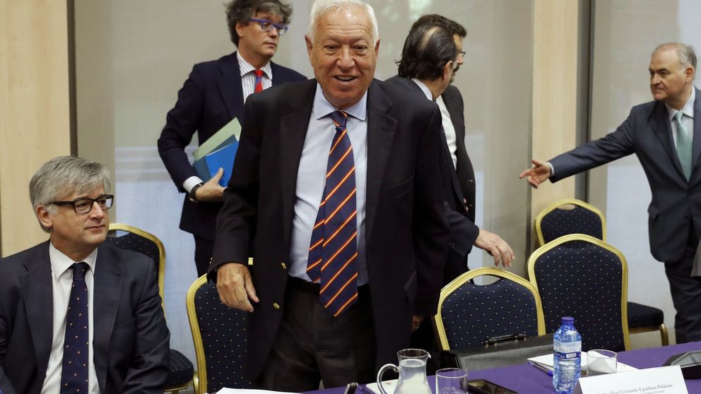 Margallo ofrece a Reino Unido la cosoberanía en Gibraltar