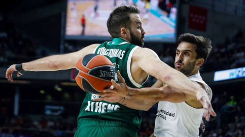 ¿No está Llull? Sin problema, Campazzo acerca al Real Madrid a la Final Four