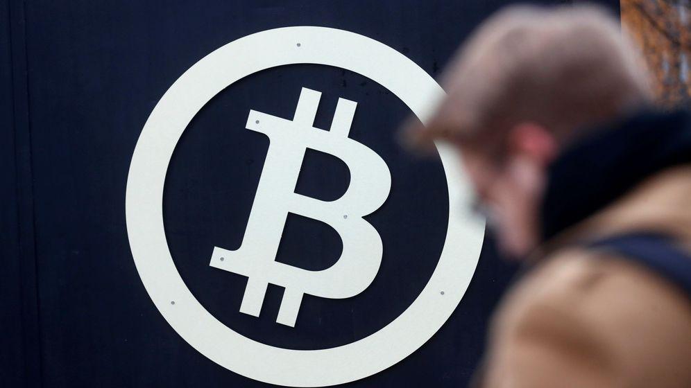 Foto: Icono de Bitcoin. Foto: Reuters
