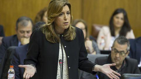 Críticas a Susana Díaz por usar medios públicos para liderar el PSOE