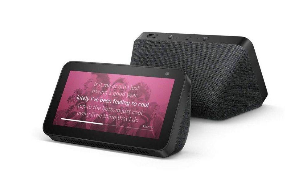 Foto: Echo Show 5, el nuevo altavoz con pantalla de Amazon para Alexa