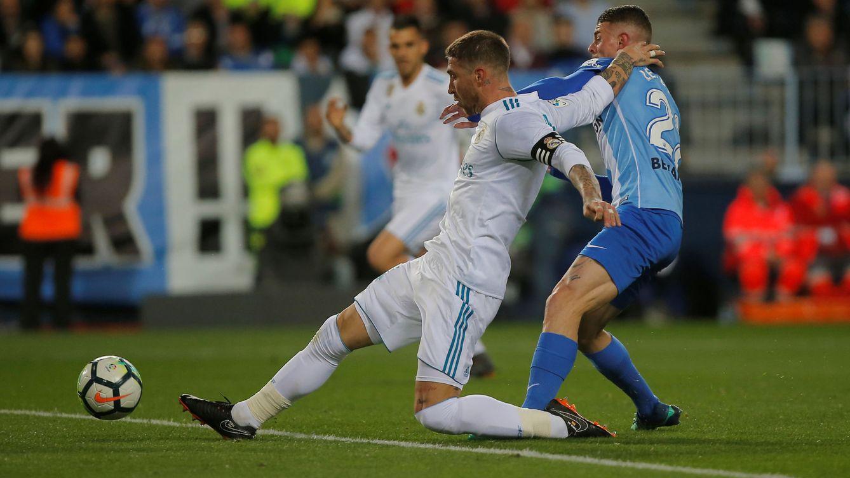 La red de Aranda y Bravo intentó amañar los córners de un Málaga-Real Madrid de Liga