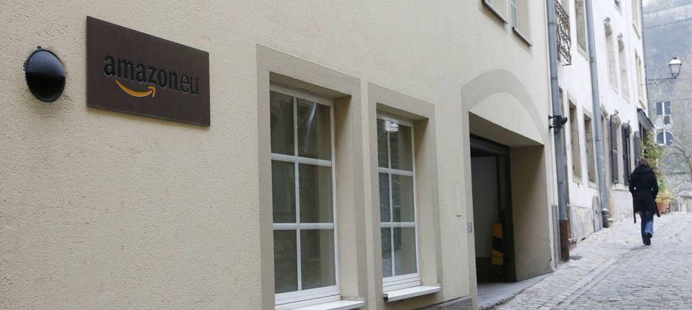Foto: Sede de amazon en luxemburgo, donde esta y otras empresas utilizan el país para pagar menos impuestos. (foto: reuters)