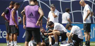 Post de Otro problema para el Real Madrid: su nutricionista se marcha a China