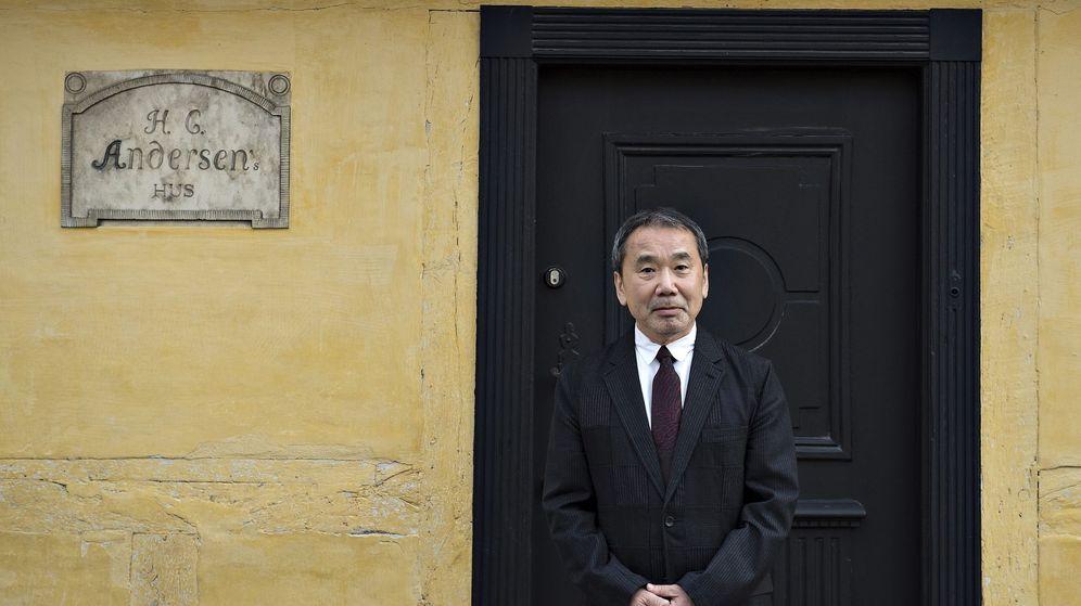Foto: Haruki Murakami. (EFE)
