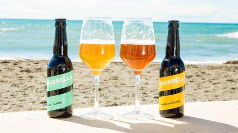 Marbella ya presume de su propia cerveza