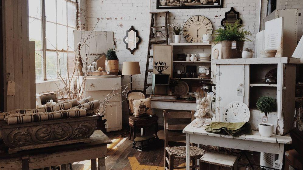 Foto: Inversión de futuro. Los muebles y objetos antiguos darán personalidad a cualquier rincón de tu casa. (Jazmin Quaynor)