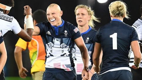 Fisher, la deportista total que superó la anorexia y se enamoró del rugby