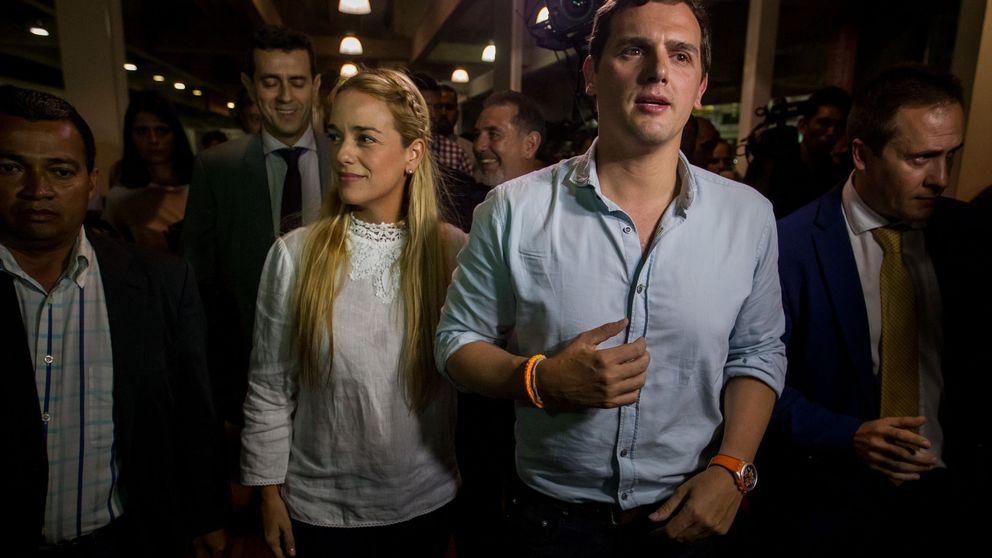 Tintori alerta sobre Podemos. Hablan como el Gobierno que nos destrozó