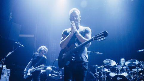 Sting presenta su nuevo disco '57th & 9th' en la sala Bataclan de París