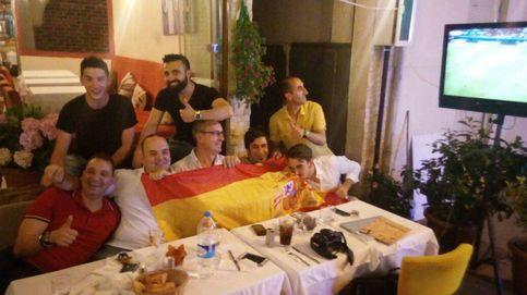 A ver, ¡todos los españoles fuera!, bromeó un camarero en Estambul