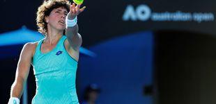 Post de Siga en directo el partido entre Carla Suárez y Carloine Wozniacki en Australia