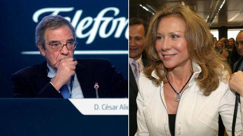 Alicia Koplowitz liquida su inversión millonaria en la sicav de César Alierta