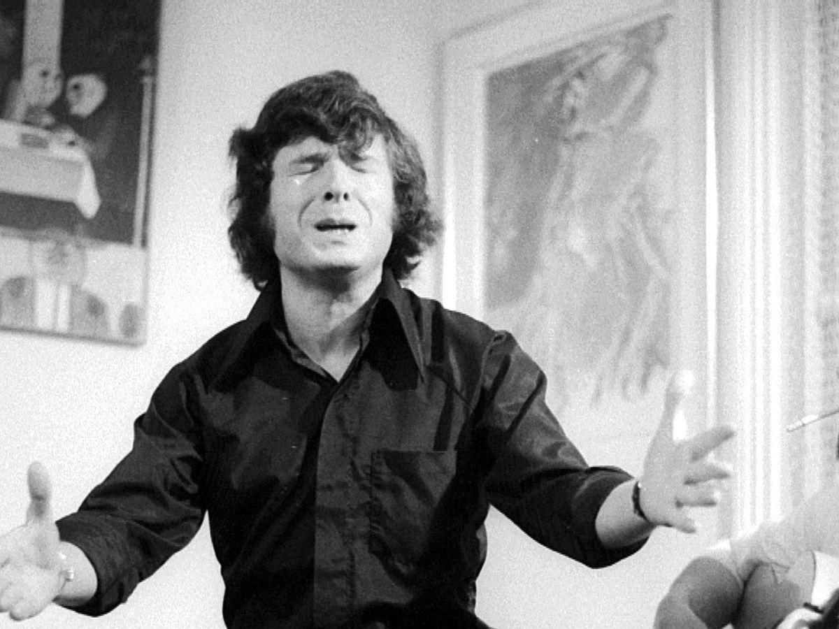 Foto: Enrique Morente, en una imagen de 1972. (Cordon Press)