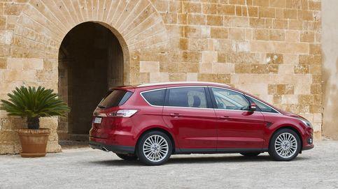 Al volante del Ford S-Max, otra forma de entender las 7 plazas