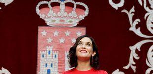 Post de Isabel Díaz Ayuso le copia el vestido de la suerte a Cayetana Álvarez de Toledo