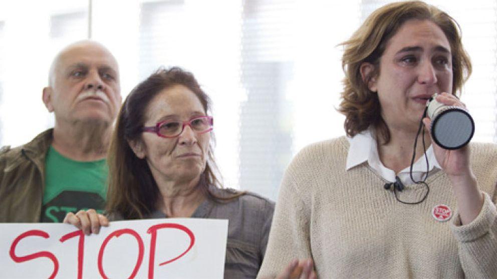"""Ada Colau denunciará a Cifuentes por vincular a la PAH con """"grupos filoetarras"""""""