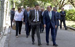 Iberdrola ultima la venta de su negocio en España a fondos árabes