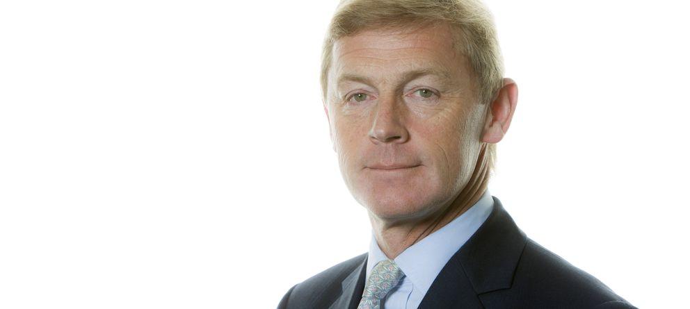 Foto: Alistair Elliot, presidente de Knight Frank.
