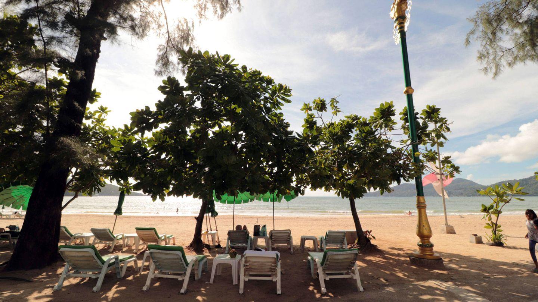 Playas en Phuket. (L. G. J.)