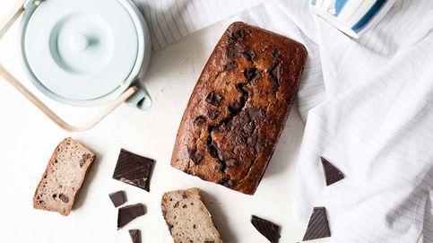 Así se hace un auténtico pan de plátano con pepitas de chocolate