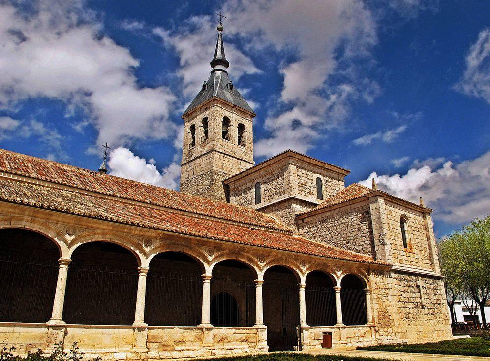 Foto: La Iglesia de la Asunción de Torres de la Alameda (CC/Jacinta Lluch Valero)