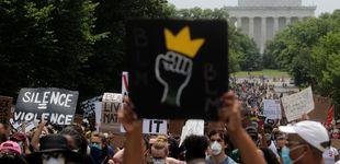 Post de La presión no baja en EEUU: miles de personas se concentran en Washington