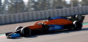 Post de Test de pretemporada de F1: McLaren, muchos kilómetros y buen ritmo