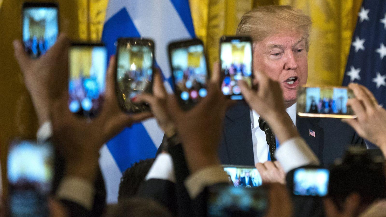 Foto: El presidente estadounidense, Donald Trump. (EFE)