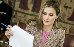 Letizia, de periodista republicana a consorte de Felipe VI