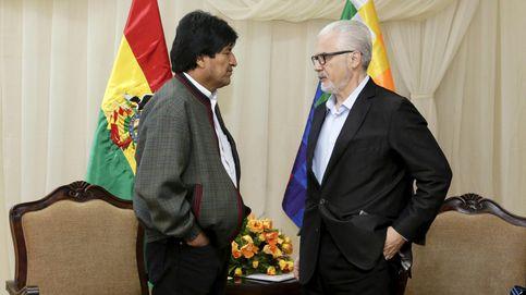 Evo Morales ficha a Baltasar Garzón tras la orden de captura y la acusación de sedición