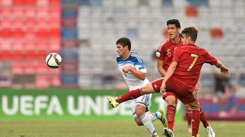 Una letal y demoledora Rusia destroza a la contra a la Selección española Sub 19