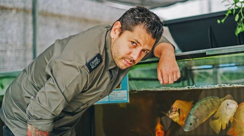 El 'chef de la piraña' Diego Gallegos, estrella verde Michelin, eternamente sostenible