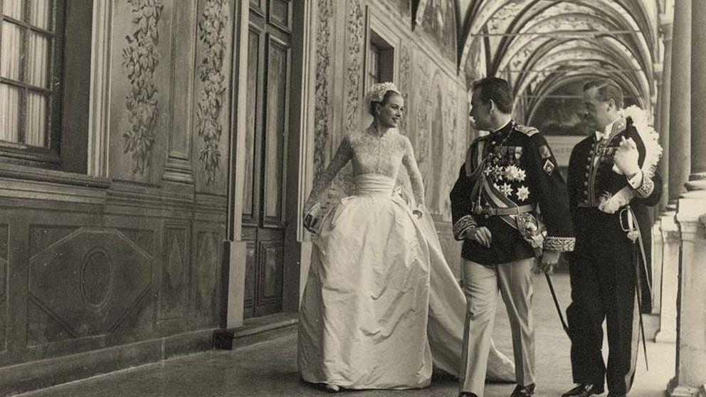 El Principado de Mónaco abre el álbum más inédito de la boda de Rainiero y Grace Kelly